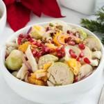 Brussels Sprout, Fennel, & Orange Salad Recipe