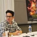 Star Wars The Force Awakens with J. J. Abrams #StarWarsEvent #TheForceAwakens