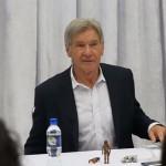 Harrison Ford's Response To The Force Awakens #StarWarsEvent #TheForceAwakens