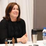 The Head of Star Wars Kathleen Kennedy Talks The Force Awakens
