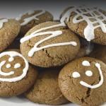 Maria Puck's Gingerbread Cookie Recipe