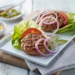 Biggest Loser Turkey Bacon Burger Recipe