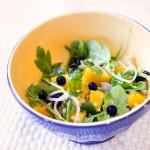 Wyman's Wild Blueberry, Butternut Squash and Quinoa Salad Recipe