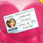 Free Printable Child Identification Card