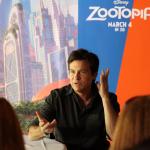 Jason Bateman Says He's Like Nick Wilde #ZootopiaEvent Interview