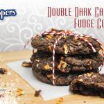 Double Dark Caramel Fudge Snappers Cookies Recipe