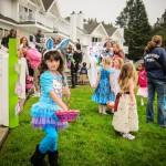 Easter Bunny Camp Little River Inn Mendocino County California
