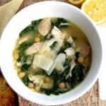 Mediterranean Orzo Soup Recipe