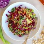 Thai Style Quinoa Salad Recipe