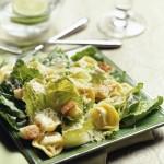 St. Patrick's Day Tortellini Caesar Salad Recipe