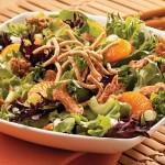 Sweet and Spicy Mandarin Salad Recipe