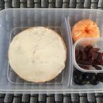 Monday's Bento Box Idea #BackToSchool #BentoBox