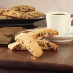 Chocolate Coffee Biscotti Recipe