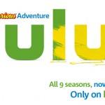 Curious George Comes to Hulu! #CuriousGeorgeonHulu