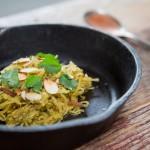 Smoky Chermoula With Spaghetti Squash Recipe