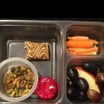 Back TO School Day 5 Bento Box Idea #BentoBox #BackToSchool