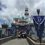 Photography: Disneyland Castle 60 Year Anniversary