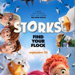 """Storks Movie & """"Storks Delivery Dash"""" Game"""