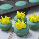 Finding Dory Sea Grass Pancake Cupcakes Recipe #FindingDory