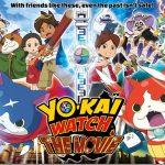 Go See Yo-Kai Watch: The Movie One Day Only Oct 15 2016 #YoKaiWatchMovie #AD