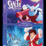 Santa's Apprentice and The Magic Snowflake! Giveaway #HolidayMagic