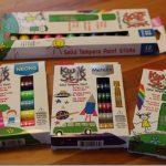 Kwix Stix: No Mess Paint Sticks Giveaway