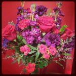 Romantic Floral Arrangments by #Teleflora #HandmadeByYou