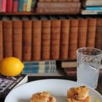 Lemony Snicket's Lemon Squares