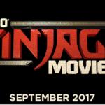 The LEGO Ninjago Movie Is Coming #LEGONINJAGOMovie