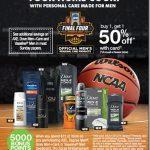 Save Big: Unilever Men's Grooming Products #BOGOSlamDunk At Walgreens #AD