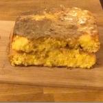 Lemon Pineapple Glaze Beach Cake Recipe