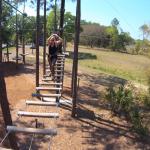 Achieving New Heights at Orlando Tree Trek #MyKissimmee #iFlyAlaska