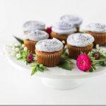 Simple Mills Speckled Vanilla Cupcakes