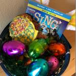 Sing A Perfect Easter Basket Stuffer #SingSquad #SingMovie #AD