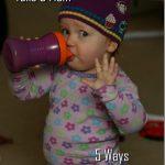 5 Ways to Take Five