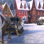 Big News Frozen Returns: Olaf's Frozen Adventure