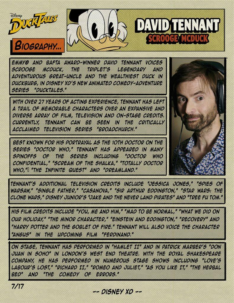 David Tennant Biography
