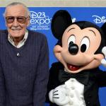 Disney Legend Stan Lee & Jack Kirby