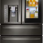 LG Smart Fridge: LG Instaview Refrigerator