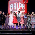 Wreck-It Ralph Breaks The Internet: The Princess Scene