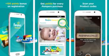 Pampers Rewards App: Download Save and Earn Rewards