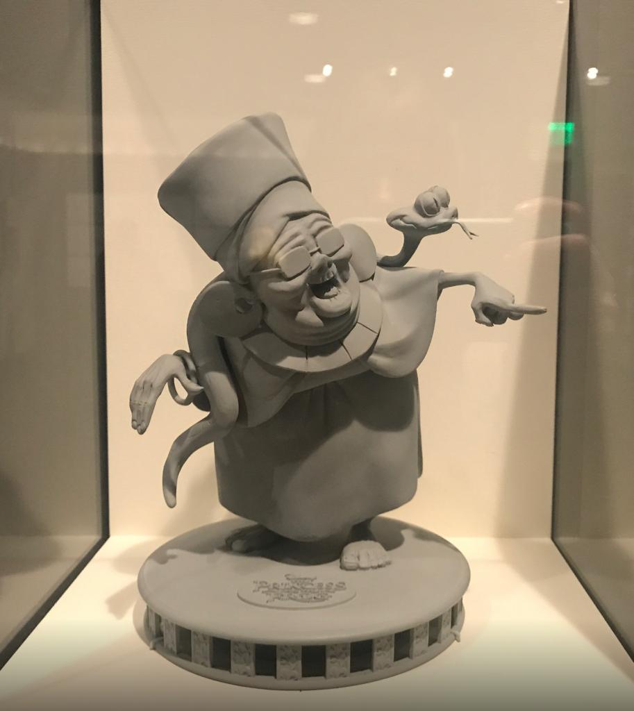 clay model