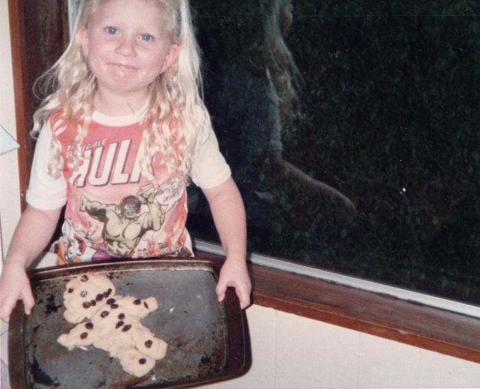 Hulk cookies!