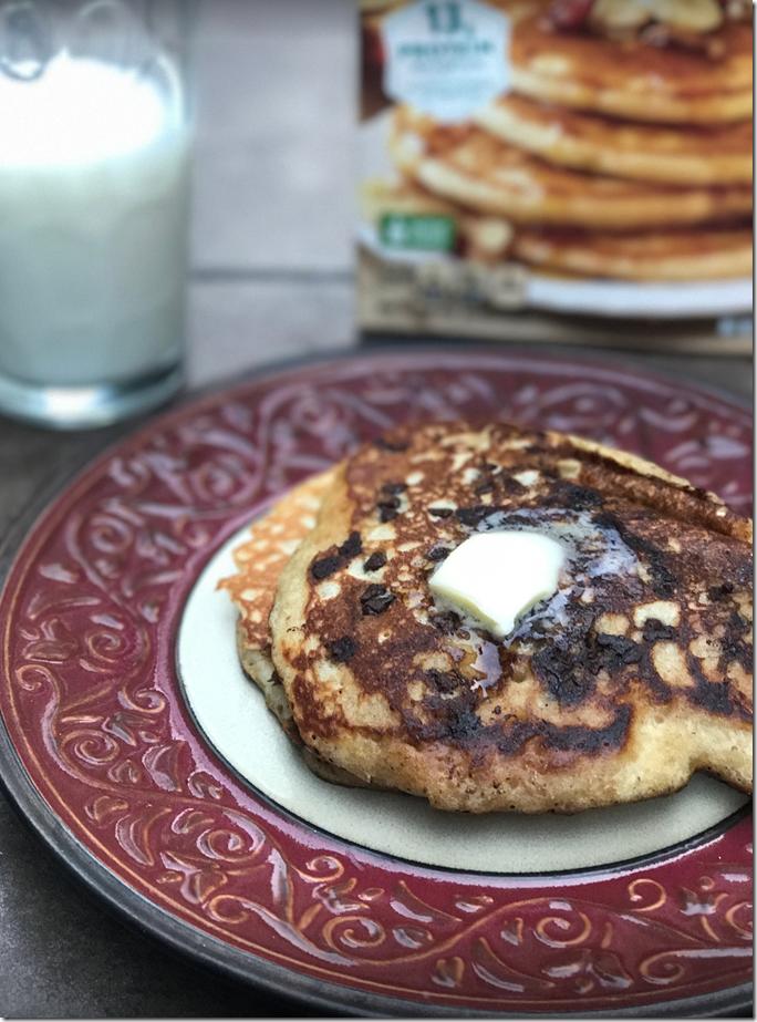 Krusteaz Protein Pancakes