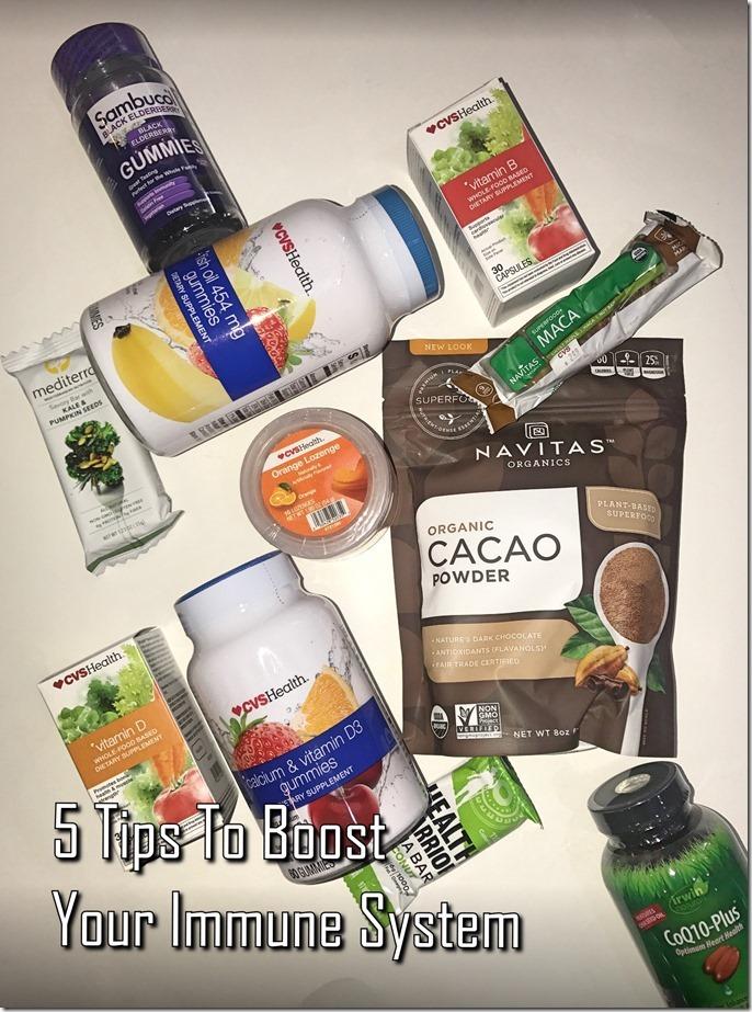 Boost Vitamins