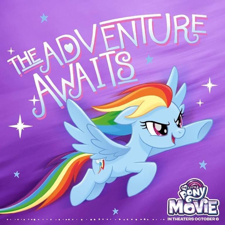My Little Pony Movie $50 Giveaway #MyLittlePonyMovie #ad