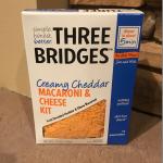 Quick Fix Dinner: Three Bridges Macaroni & Cheese Kit
