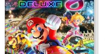 Reasons to Buy Mario Kart 8 Deluxe for Nintendo Switch