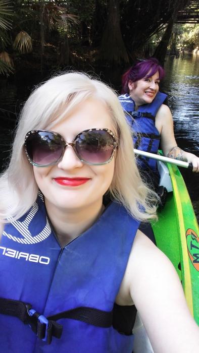 Kayak buddies!