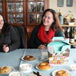 Blogger Bonding Over Bagels!